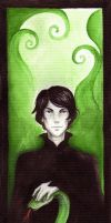 +Tom Riddle+ by Achen089 by HogwartsArt