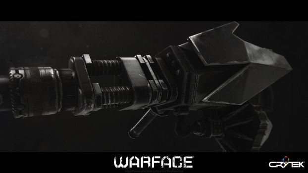Warface - Driller Prop - Image 07 by MadMaximus83