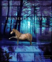 Thundering_Hooves' Entry by Ride2Live-Live2Ride