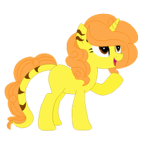 Precious Yellow Pone by Polar-Pony