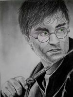 Harry Potter by Frontside92