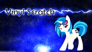 5 Min. V-Scratch Wallpaper [With real-time video!] by Game-BeatX14