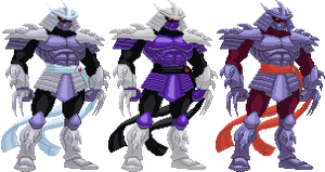 Shredder SF3 by Balthazar by Balthazar321