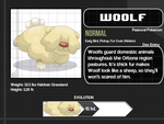 ??? Woolf by SomePokemon