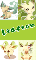 Leafeon by sakura1920