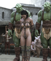Slave Market by Zhack-Isfaction