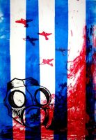 Gas Mask America by pharmaceuticals