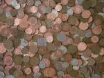 Contents of the Penny Jar by SN65