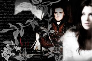 Marian and Guy of Gisborne by Nero749