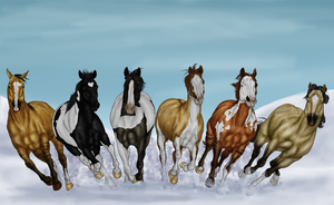 Merry Merry Christmas my lovlies by Wild-Rose-Ranch