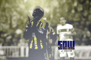 Moussa Sow by elifodul