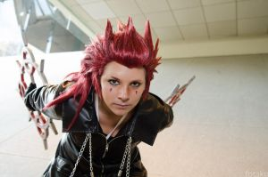 KH Axel at Otakon 2012 by fotaku