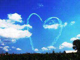 Love is in the air by AndreiXp