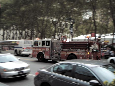 FDNY On The Call by kyll