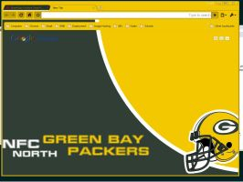 Green Bay Packers Theme by wPfil
