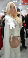 NYCC'12 Emma Frost-B by zer0guard