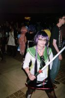 A-Kon 2014 Saeko by KittyChanBB