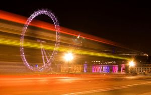 London Eye by SoorPus