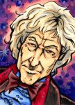 3rd Doctor by bphudson