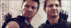 The Avengers: Clint, Hawkeye by KamenRiderReaper