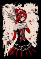 Tokiho as Gothic Lollita xD by Katie777