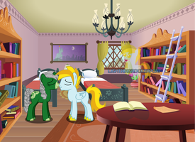 [Pony Creator] One room for two lovers by LR-Studios