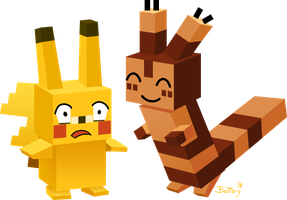 Minecrafted by Bestary