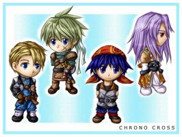 Chrono Cross - random by claieth