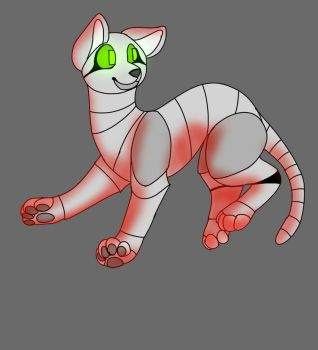 Robo Kitty! by RadioControl