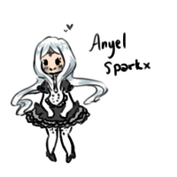 A : Anyel Sparkx by UnpopularGeek