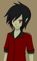 marshall lee by mo0on3