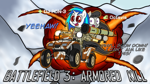 Ponyfield 3: Armored Kill by Scramjet747