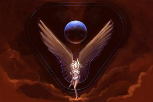 Homeworld: Guardian Angel 2008 by MK01