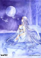 Moon River by uuyly