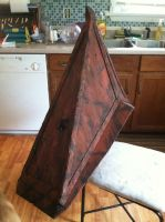 Pyramid Head cosplay by AFXtuming