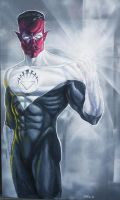 Sinestro : White Lantern by DJLogan