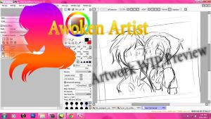 Artwork Wip Preview: ART TRADE by AnimeEmm