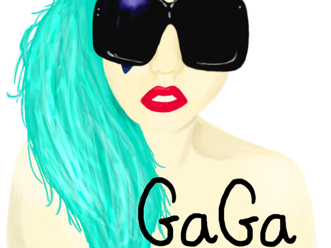 Gaga by MsGagaLoo