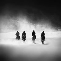 Four Horsemen - The Apocalypse by Hengki24