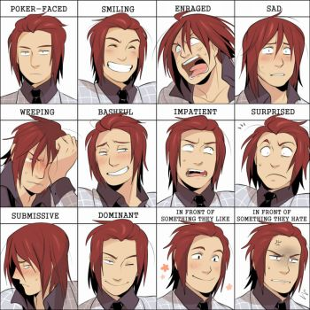 Expression meme by MooseFroos