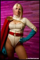 Power Girl Oh Plz by QueenRiot