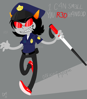 Trollcops - Terezi by DM-HS
