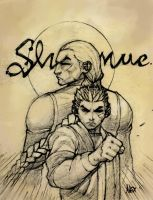 shenmue something or another by Alex0wens