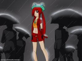 Stand in the Rain by OdettesKuramitsu