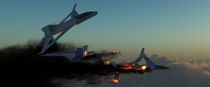 Akavary 3 flaming test by BenjiGH