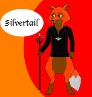 Silvertail by TomTheFox