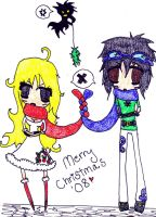 Merry Christmas '08 by Tesuway-chan