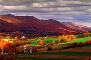 Vermont Fall by TayMay135
