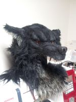 Balfor the Werewolf by SilverWolfCostuming
