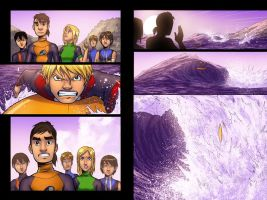 Riptide Pride pgs 31 and 32 by Fernosaur